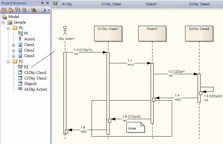 Sequence diagrams and version control ea user guide seqdiagverscntrl ccuart Choice Image