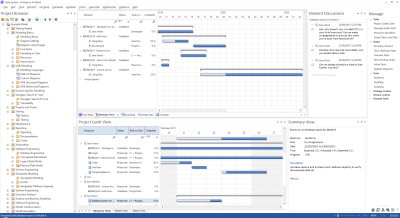 New Gantt Chart Time-Scale Options