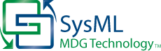 MDG technology for SysML